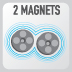 Магниты сумки GIVI EA106B