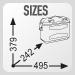 Размеры кофра GIVI DLM36A