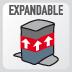 Расширяемая сумка GIVI EA103