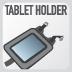 Держатель для планшета сумки GIVI EA110B