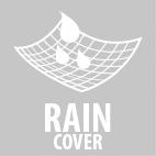 Чехол от дождя сумки на бак KAPPA RA301