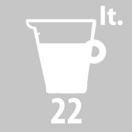 Объем кофра KAPPA K22N