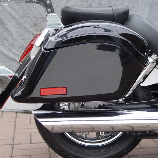 Кофры мотоциклетные HONDA VT750 Aero