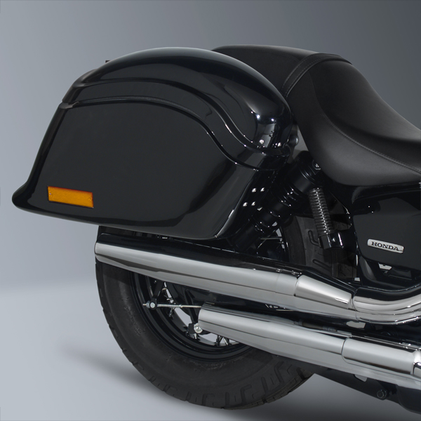 Кофры мотоциклетные HONDA VT750 Spirit