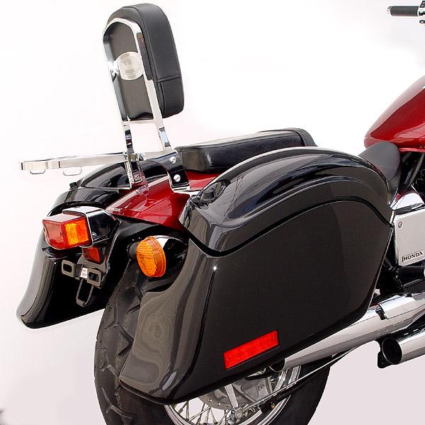 Кофры мотоциклетные HONDA VT750 Widow
