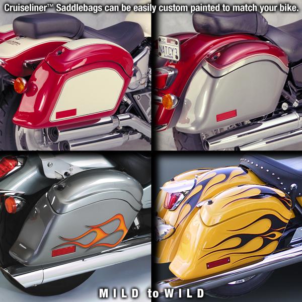 Кофры мотоциклетные NC N1103