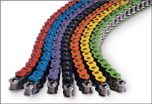 Цветовая гамма цепей EK
